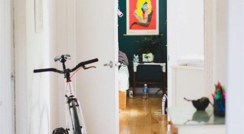 apartment insurance and bike